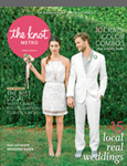 Look me up on The Knot Wedding website