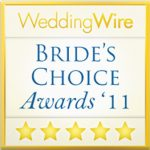 Wedding Wire Brides Choice 2011