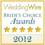 Wedding Wire Brides Choice 2012