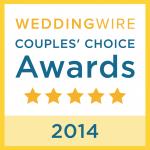 Wedding Wire Brides Choice 2014