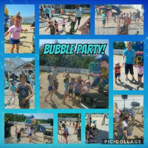 Bubble Parties in Buxton ME!